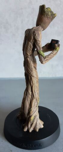MARVEL MOVIE COLLECTION #84 Teenage Groot Figurine EAGLEMOSS französches Magazin