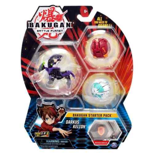 Bakugan Starter Pack Darkus Kelion