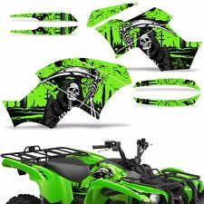 Graphic Kit Yamaha Grizzly 550/700 ATV Quad Decal Sticker Wrap 2007-2014 REAP GN