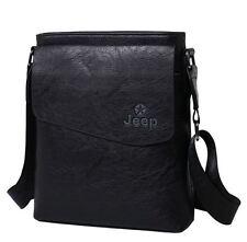 Bag Mens Genuine Leather Cowskin Men's Messenger 4 Wl Dr Bag Ipad Bag New