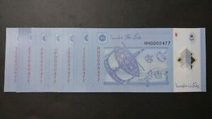 RM1-Zeti-Polymer-Low-Number-477-7-Pieces-UNC-No-Foxing