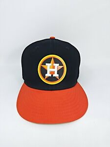huge discount 26729 5d135 Image is loading New-Era-2018-Houston-Astros-Batting-Practice-Prolight-