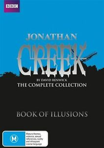 Jonathan-Creek-The-Complete-Colllection-DVD-2010-11-Disc-Set