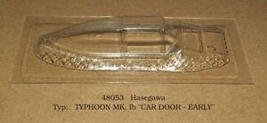 """Rob Taurus 48053 1/48 Vacform Canopy Hawker Typhoon Mk.IB """"Car door"""" Early"""