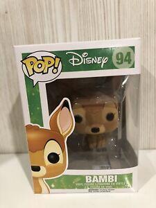 Disney-Bambi-Flocked-Funko-Pop-Vinyl