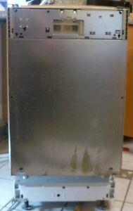 Siemens Spulmaschine Sf64t354eu 38 Einbau Geschirrspuler