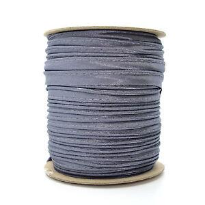 10mm Haute Qualité Gris Foncé Bordure Garnitures Piping Ribbon Trim Boiteux Couture K319-afficher Le Titre D'origine
