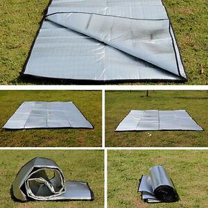 Sleeping-Mattress-Pad-Waterproof-Aluminum-Foil-EVA-Outdoor-Camping-Picnic-Mat
