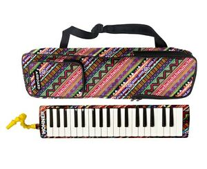 SALE! Hohner Airboard 37 Key Melodica Keyboard w/Case+Warranty FREE PRIORITY