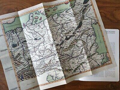 Deutschland In Historischen Karten Mappe 00301 Ptolemaeus: Tabula Moderna 1507 Verkaufsrabatt 50-70%