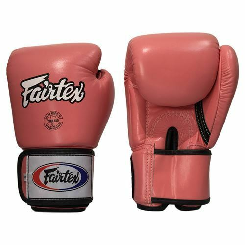 Fairtex BGV1 Tight Fit  Boxing G s - Pink  online at best price