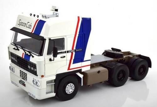 Road Kings RK180091 DAF 3300 Space Cab 1982 weiß//blau//rot 1:18