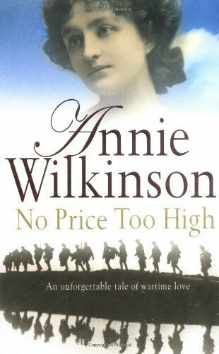1 of 1 - ANNIE WILKINSON ___ NO PRICE TOO HIGH ___ BRAND NEW ___ FREEPOST UK