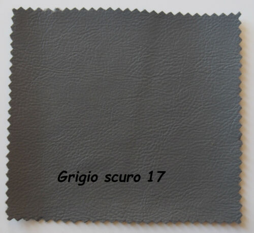 Eco-Leather Faux Leather Sky Faux sales fabric per metre Stock Many Colours