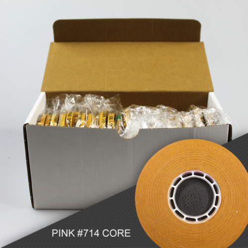 "1/4"" Atg Tape [24 Rolls] Guaranteed To Fit Your Pink Glider & Scotch® #714 Gun by Alanson Products"