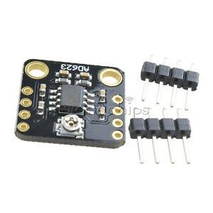 Guadagno-programmabile-AD623-Potenziometro-digitale-strumentazione-amplificatore-Board
