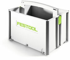 Festool SYS tool box SYS-TB-2 499550 FREE NEXT DAY DELIVERY