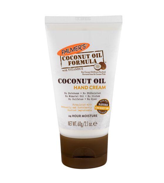 palmer's ACEITE DE COCO Fórmula Aceite de Coco Crema de manos (Tubo) 60g / 60 ml