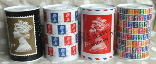 Royal Mail Small Money Tin