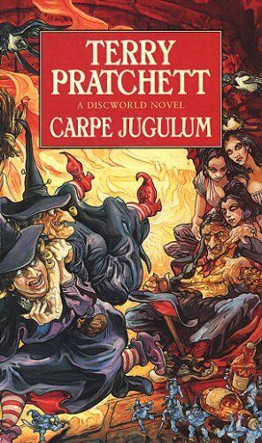 1 of 1 - Carpe Jugulum: A Discworld Novel: 23 by Pratchett, Terry 0552146153 The Cheap
