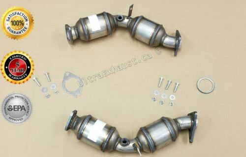2009-2018 Nissan 370Z 3.7L Exhaust Direct-Fit Catalytic Converter