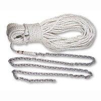 Lewmar 69000334 Premium 3-strand Rode 200' X1/2 Rope 15' X1/4 Chain on sale