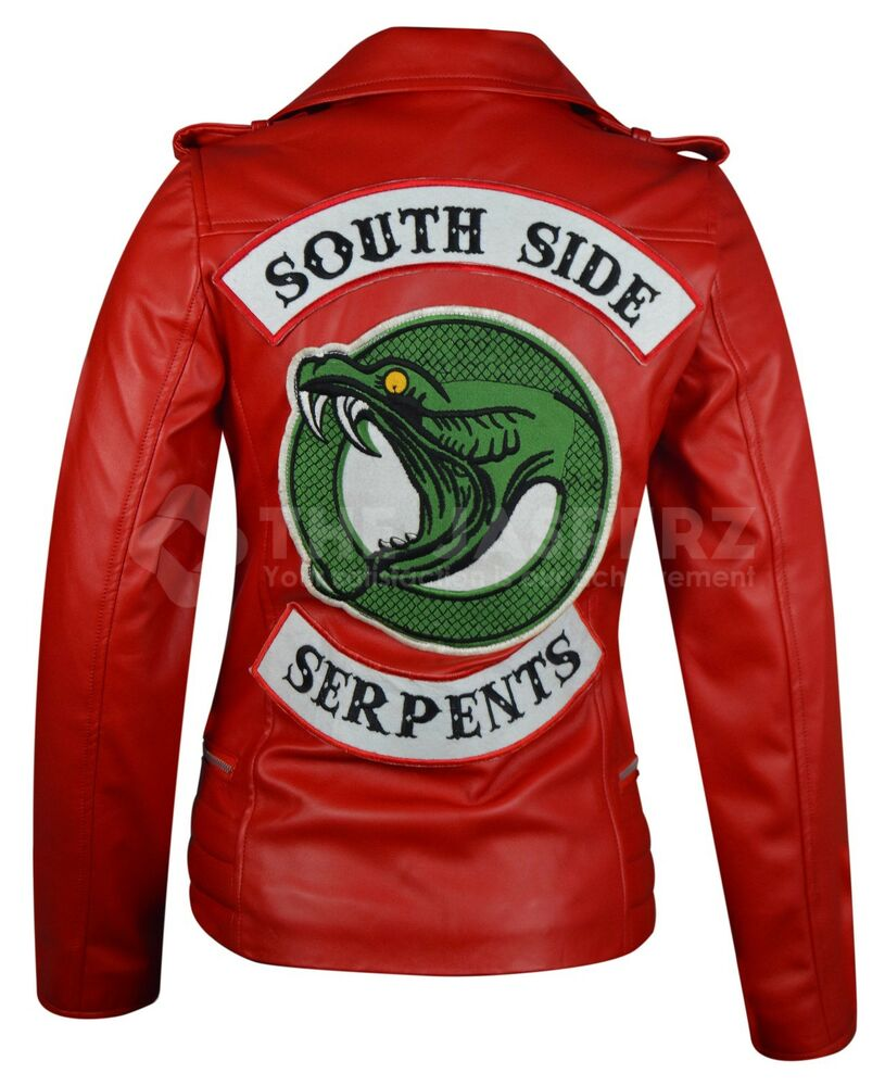 Women Leather Jackets - cover
