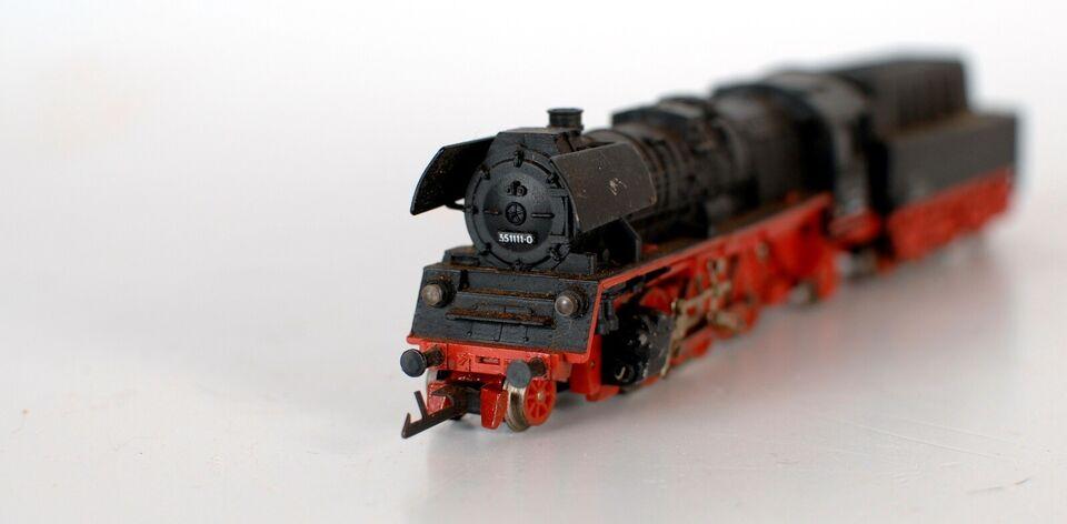 Modeltog, Berliner TT Bahnen BR 35, skala TT