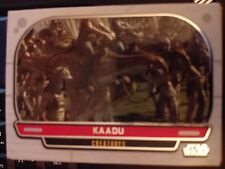 Star Wars 2012 Galactic Files 1 #297 Kaadu Creatures MINT