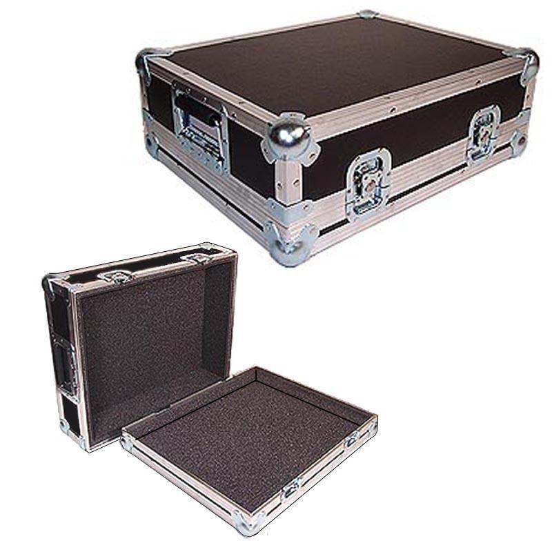 ATA Case Light Duty 1 4  Ply For SOUNDCRAFT SPIRIT FOLIO FX16 Mixer