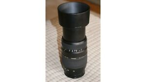 Tamron 70-300mm Lens F4.0-5.6 AF Di LD Tele-Macro for Sony A