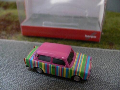 1//87 Herpa Trabant 601 Edition Trabi-world.com 027618