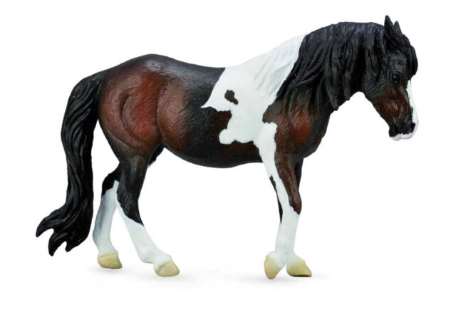 *NEW* CollectA 88711 Dartmoor Hill Mare Bay Horse 11.5cm