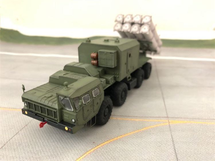 ModelCollect AS72130 1 72 Russian Bal-E mobile coastal defense missile