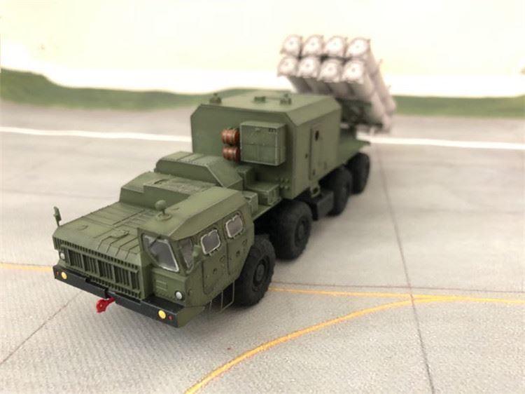 ModelCollect AS72130 1 72 Russian Bal-E mobile coastal defense missile