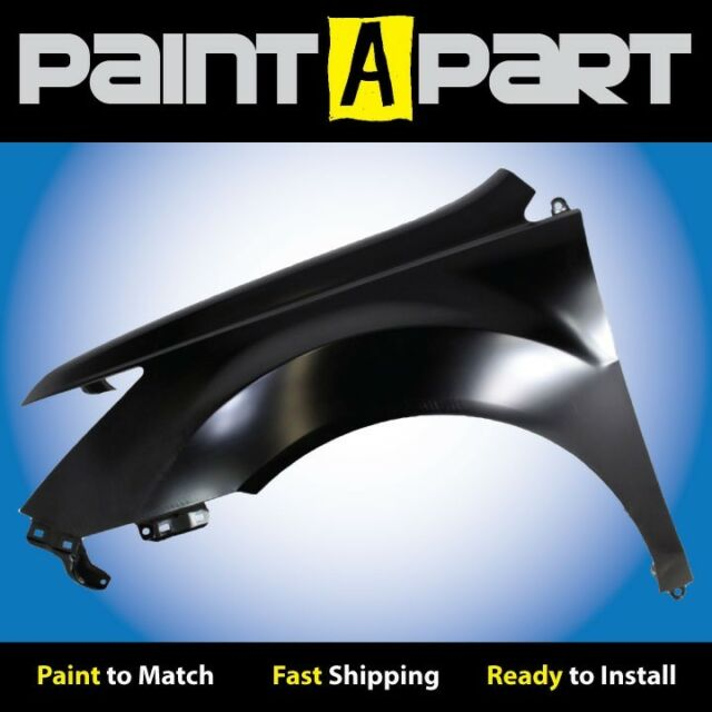 Fits: 2007 2008 2009 2010 Acura MDX Left Driver Fender