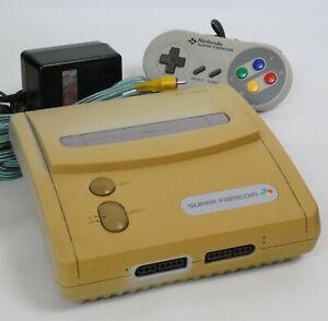Super Famicom Jr. Console SHVC-101 Tested System SC10076041 Nintendo