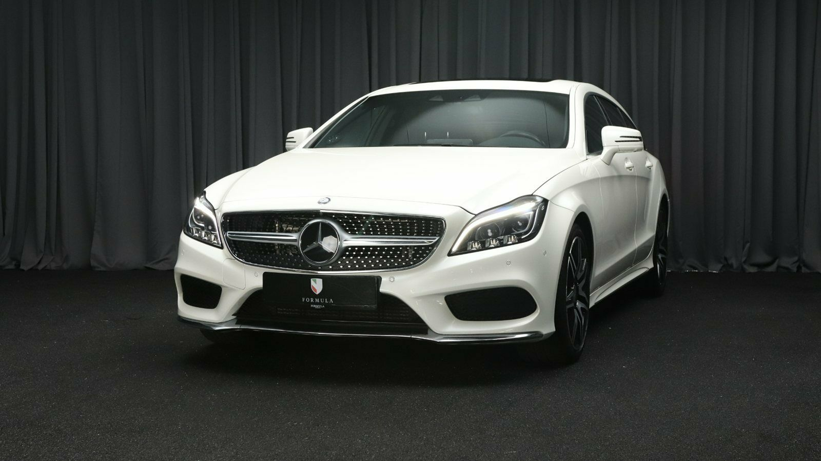Mercedes CLS350 3,0 BlueTEC SB aut 4-M 5d - 5.875 kr.