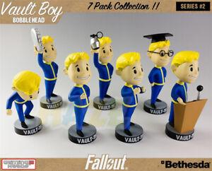 Fallout 4 Vault Boy 101 Series 2 Bobblehead Action Figure Bethesda Toys Present