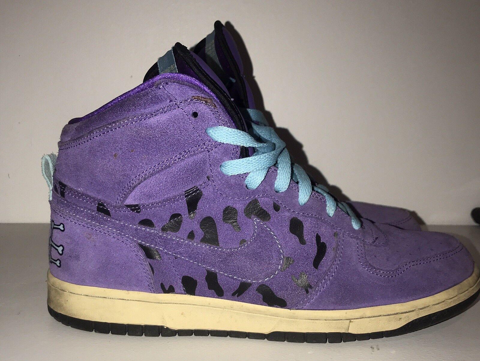Nike Dunks Purple Size 9