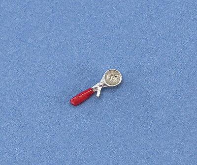 Dollhouse Miniature Metal Ice Cream Scoop MUL532