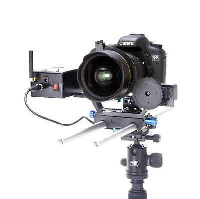 Wondlan 300m Wireless Mnemonic Follow Focus DSLR Rig System For Canon 5D2 5D3 7D