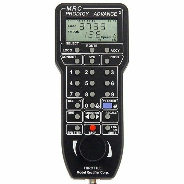 Any Scale MRC 1415 Prodigy Prodigy Prodigy Advance 2 Walk Around Controller with Cable  nuovo  2ec2cf