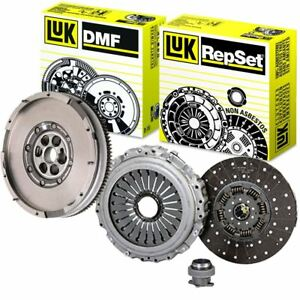 Pour-Vauxhall-Insignia-2-0-CDTI-LUK-Dual-Mass-Flywheel-Clutch-Kit-A20DTH-160HP
