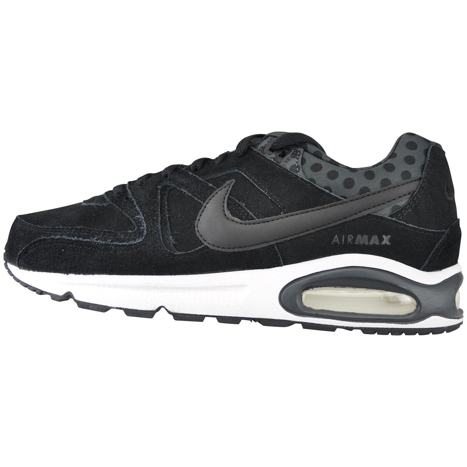 Nike Air Max Command PRM 694862-010 Herrenschuhe Freizeit Laufschuhe Sneaker