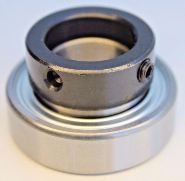 """1//2/"""" UC201-8 Axle Bearing Insert mounted UC 201-8 bearings UC 201 Qty. 1"""