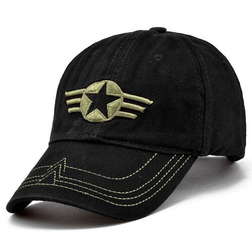 Military Basecap Mütze Unisex Must-Have Vintage Baseball Motocross Trucker Army