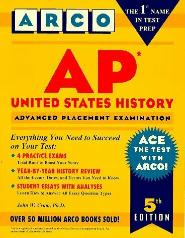 Ap United States History  Master the Ap U s  History Test