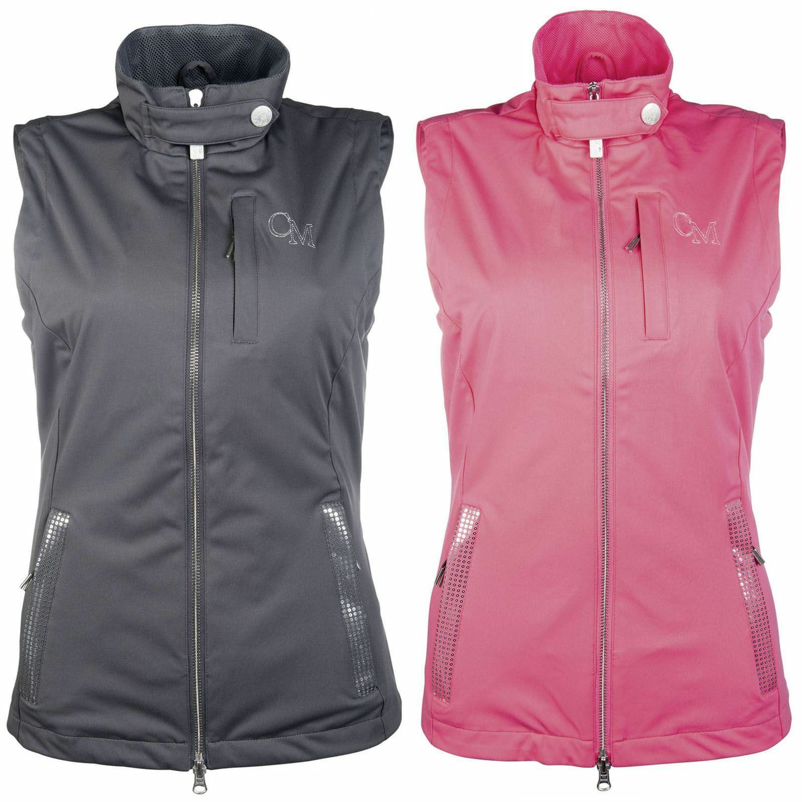 Cavallino Marino Rimini Riding Vest - Ladies Tailor Horse Comfortable Windproof