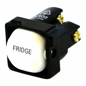 FRIDGE-Printed-Switch-Mech-10-Amp-Wall-Switch-CLIPSAL-Compatible